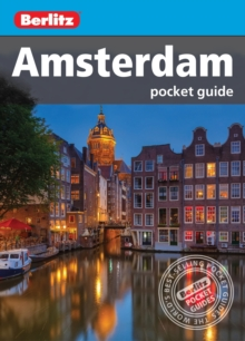Berlitz: Amsterdam Pocket Guide, Paperback Book