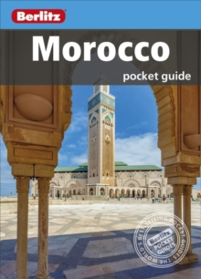 Berlitz: Morocco Pocket Guide, Paperback Book