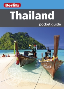 Berlitz: Thailand Pocket Guide, Paperback Book