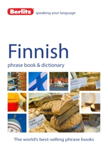 Berlitz Language: Finnish Phrase Book & Dictionary, Paperback Book