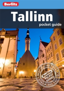 Berlitz: Tallinn Pocket Guide, Paperback Book