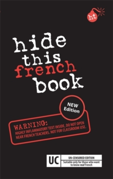 Hide This French Book, Paperback Book