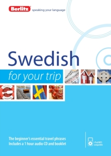 Berlitz Language: Swedish for Your Trip, Mixed media product Book