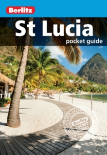 Berlitz: St Lucia Pocket Guide, Paperback Book
