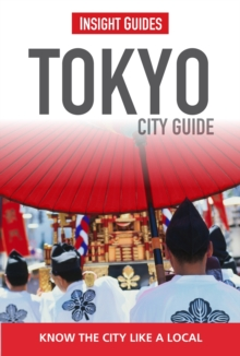 Insight Guides: Tokyo City Guide, Paperback Book