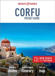 Insight Guides: Pocket Corfu, Paperback Book