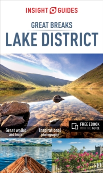 Insight Guides: Great Breaks Lake District, Paperback Book