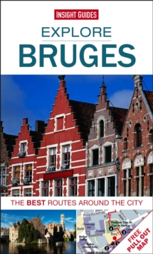Insight Guides: Explore Bruges, Paperback Book