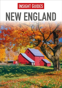 Insight Guides: New England, Paperback Book