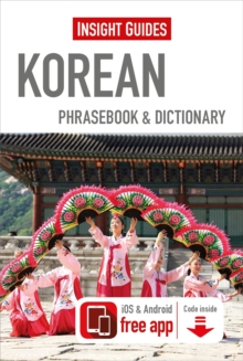 Insight Guides Phrasebooks: Korean, Paperback Book