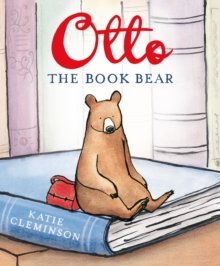 Otto the Book Bear, Paperback Book