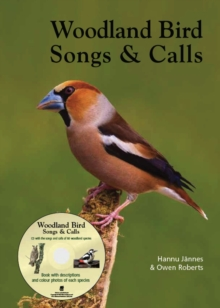 Woodland Bird Songs & Calls, Mixed media product Book