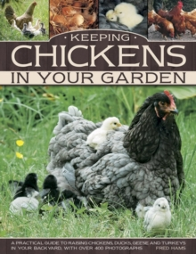 Keeping chickens in your garden : A Practical Guide to Raising Chickens, Ducks, Geese and Turkeys in Your Backyard, with Over 400 Photographs, Paperback Book