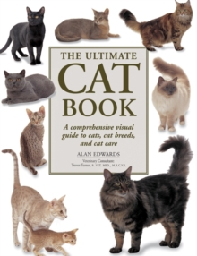 The Ultimate Cat Book, Paperback Book