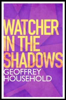 Watcher in the Shadows, Paperback Book