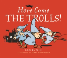Here Come The Trolls!, Paperback Book