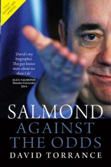 Salmond : Against the Odds, Paperback Book