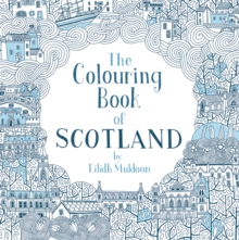 The Colouring Book of Scotland, Paperback Book
