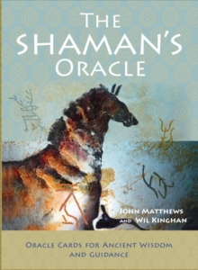 Shaman's Oracle Deck, Hardback Book