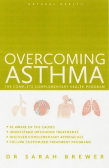 Overcoming Asthma, Paperback Book