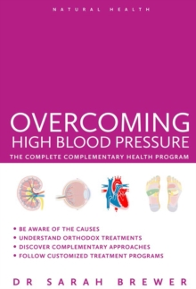 Overcoming High Blood Pressure, Paperback Book
