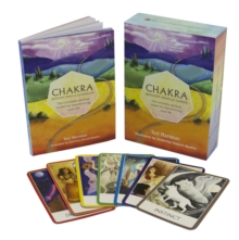 Chakra Wisdom Oracle Cards, Book Book