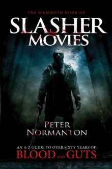 The Mammoth Book of Slasher Movies, Paperback Book