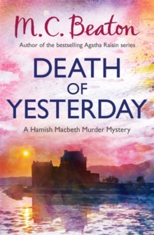 Death of Yesterday, Paperback Book