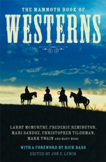 The Mammoth Book of Westerns, Paperback Book