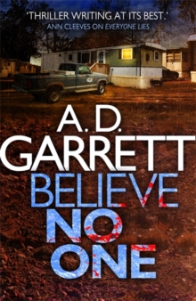 Believe No One, Hardback Book