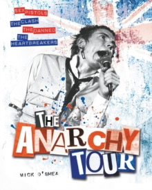 The Anarchy Tour, Paperback Book