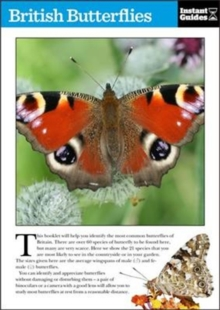 British Butterflies : The Instant Guide, Paperback Book