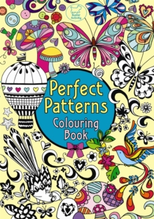 Perfect Patterns Colouring Book, Paperback Book