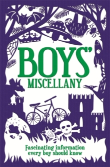 Boys' Miscellany, Hardback Book