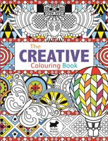 The Creative Colouring Book, Paperback Book
