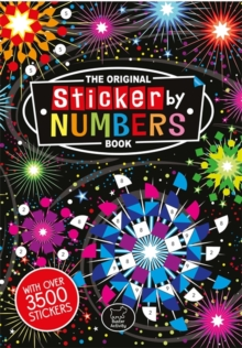 The Original Sticker by Numbers Book, Paperback Book