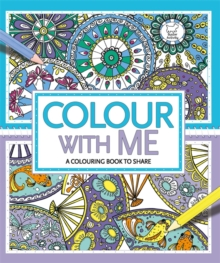 Colour With Me, Paperback Book