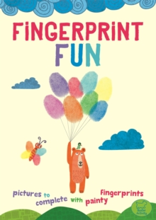 Fingerprint Fun : Add Painty Prints, Paperback Book