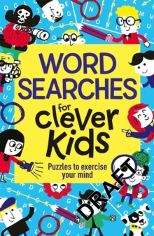 Wordsearches for Clever Kids, Paperback Book