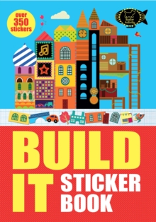 Build It, Paperback Book