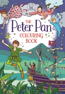 The Peter Pan Colouring Book, Paperback Book