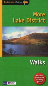 Pathfinder More Lake District, Paperback Book