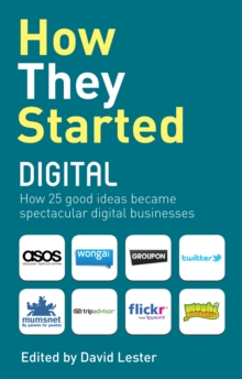 How They Started Digital, Paperback Book