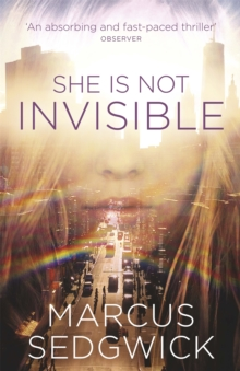 She is Not Invisible, Paperback Book