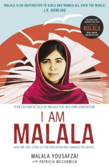 I am Malala : How One Girl Stood Up for Education and Changed the World, Paperback Book