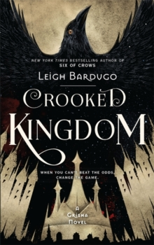 Crooked Kingdom, Paperback Book