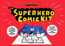 The Superhero Comic Kit, Paperback Book