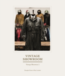 The Vintage Showroom : An Archive of Menswear, Hardback Book