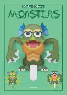 Make and Move: Monsters, Paperback Book
