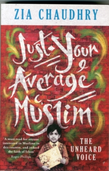 Just Your Average Muslim, Paperback Book
